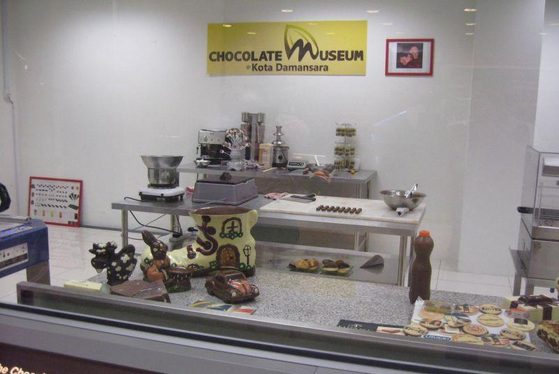 آشنایی با موزه شکلات مالزی