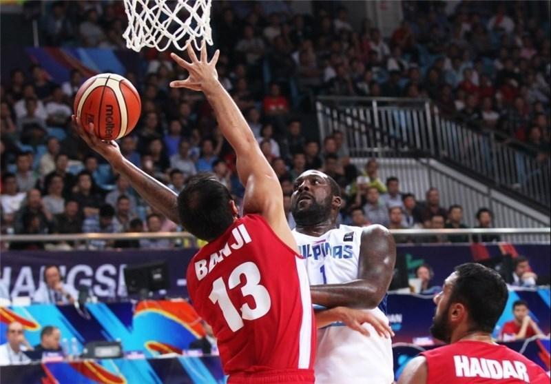 گزارش خبرنگار اعزامی تسنیم از اندونزی، بسکتبال فیلیپین با 3 بازیکن تبعه در جاکارتا