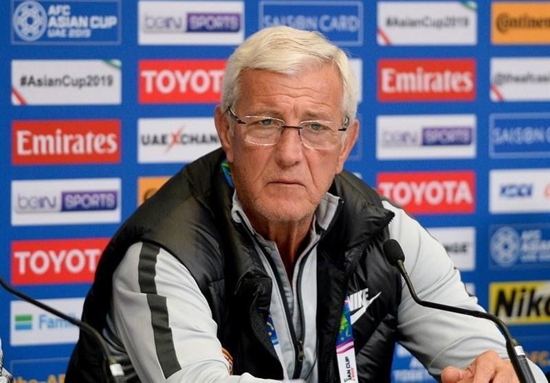 مارچلو لیپی: نباید به تیم قدرتمند ایران موقعیت هدیه می کردیم، امیدوار بودم انتها بهتری با چین داشته باشم