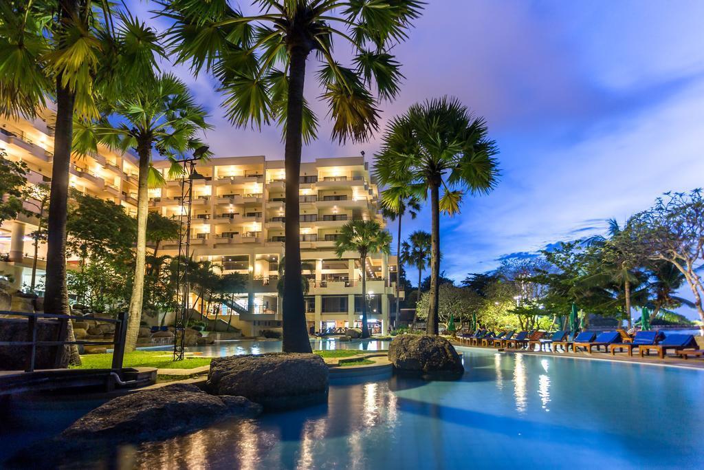 معرفی هتل گاردن سی ویو پاتایا