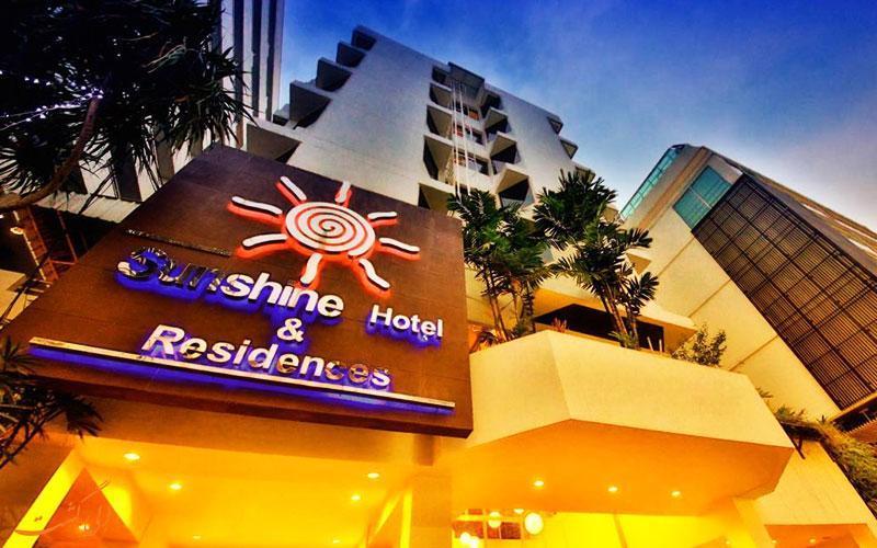معرفی هتل 3 ستاره سان شاین ویستا در پاتایا