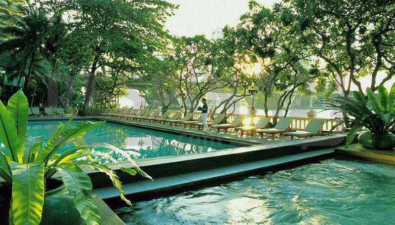 آشنایی با هتل 5 ستاره شانگری لا بانکوک