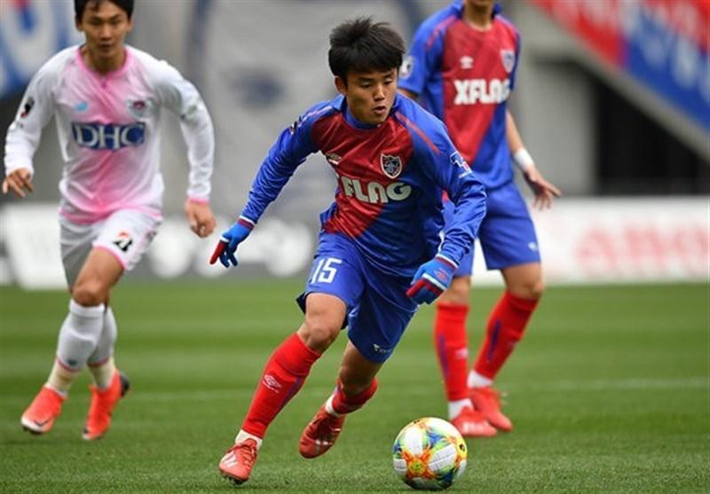 منچسترسیتی و رئال مادرید به دنبال مسی ژاپنی