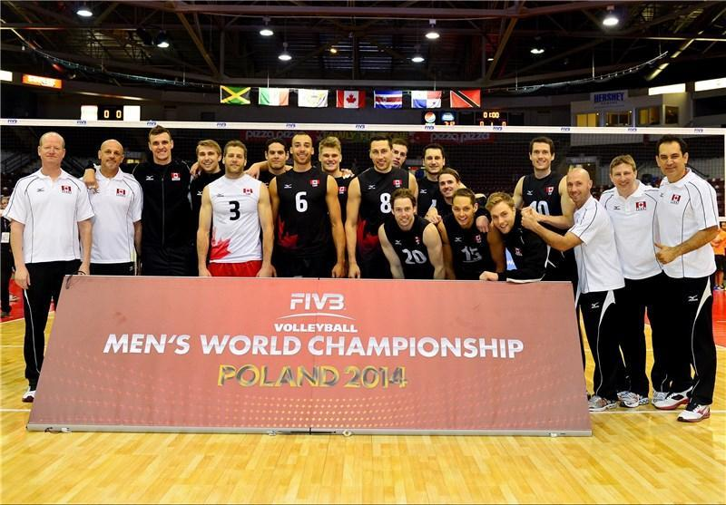 بلیت لهستان در دست مردان کانادا