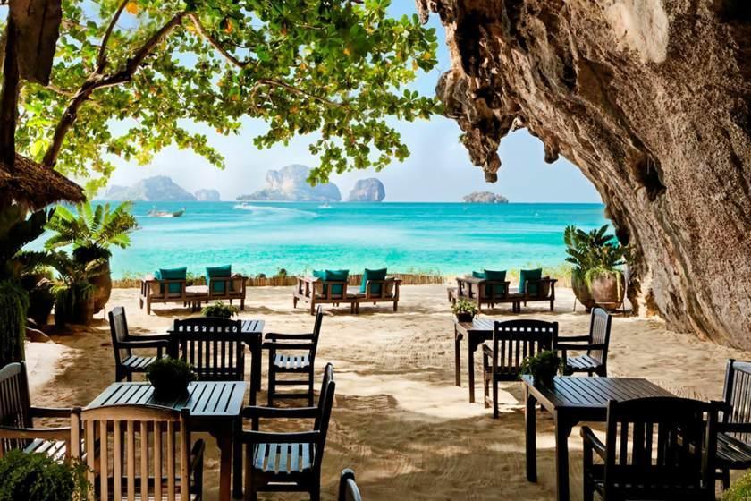 رستوران های کرابی، تایلند