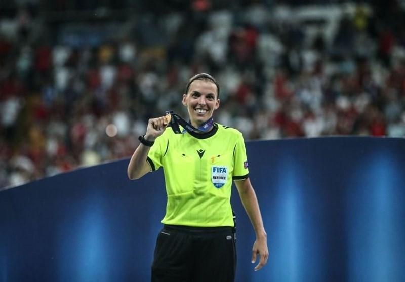 واکنش ها به عملکرد اولین داور زن در بالاترین سطح فوتبال باشگاهی اروپا