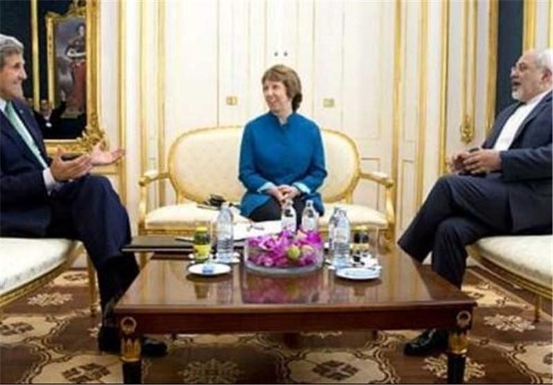 کری، ظریف و اشتون 19 آبان در عمان دیدار می نمایند