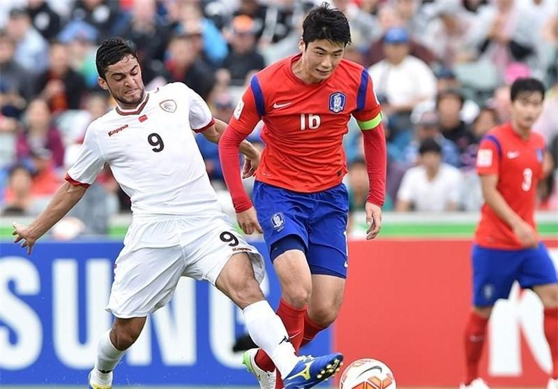 استارت کره جنوبی با شکست عمان
