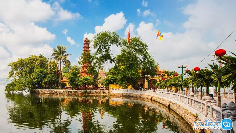 سفر به هانوی ، آشنایی با جاذبه های گردشگری هانوی
