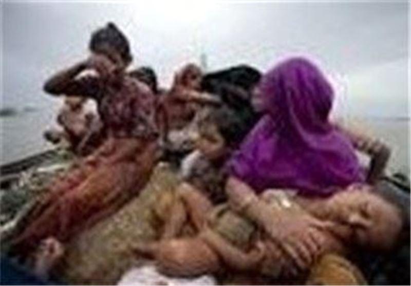 جسد 12 مهاجر میانمار در آبهای تایلند پیدا شد