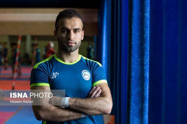 کاپیتان تیم ملی کبدی: امیدوارم در جاکارتا مدال طلا را از چنگ هندی ها در آوریم