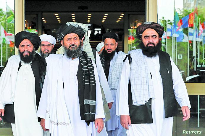 چرخش طالبان به سوی روسیه، چین و ایران