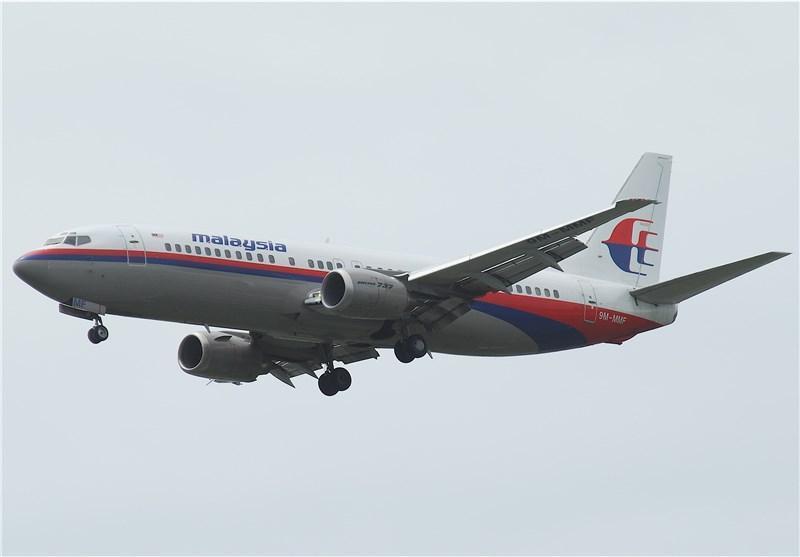 هیچ نشانه ای از نزدیک شدن هواپیمای مالزی به استرالیا وجود ندارد