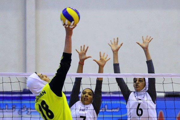 تیم ملی والیبال بانوان ایران مغلوب ویتنام شد
