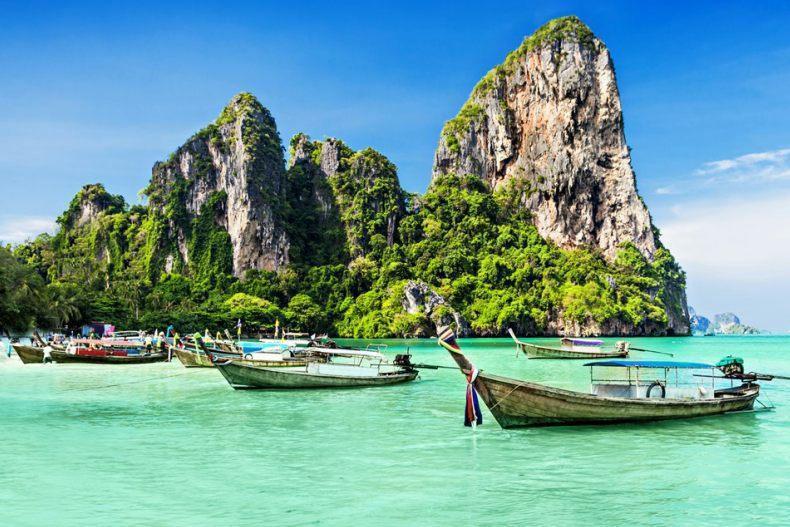 تصاویری حیرت انگیز از دیدنی های تایلند