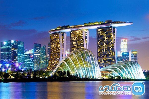 لذت خرید و تفریح در مشهورترین مراکز خرید شهر سنگاپور