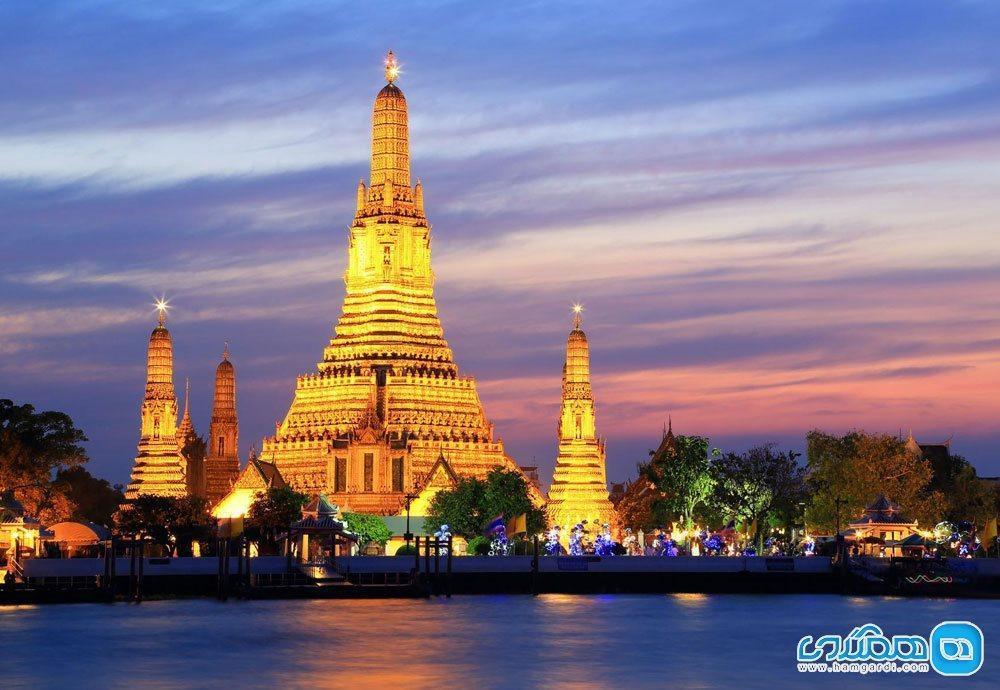 15 سفر یک روزه از بانکوک ، گشت و گذار یک روزه از بانکوک