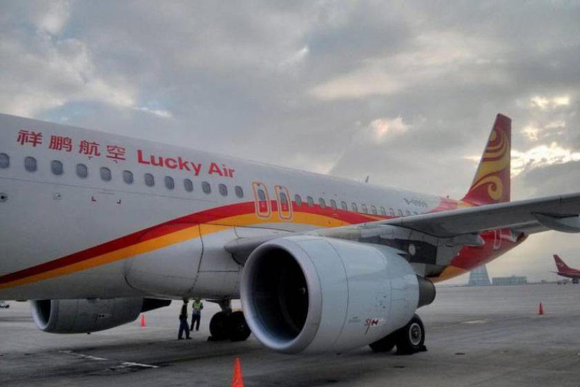 توقف هواپیما و معطلی مسافرین در فرودگاه چین به دلیل پرتاب سکه در موتور هوایپما