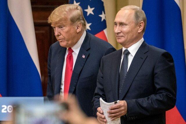 کرملین از احتمال دیدار ترامپ و پوتین در ماه نوامبر اطلاع داد