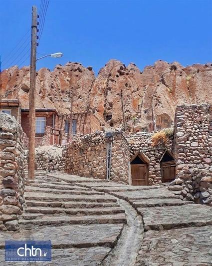 زیرساخت های گردشگری روستای تاریخی کندوان تکمیل می گردد