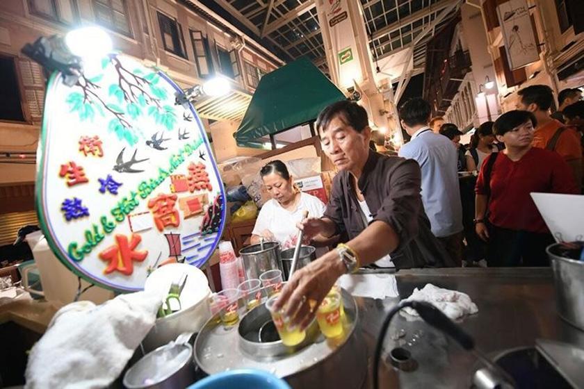 جشن 25 سالگی طعم در فستیوال غذای سنگاپور 2018