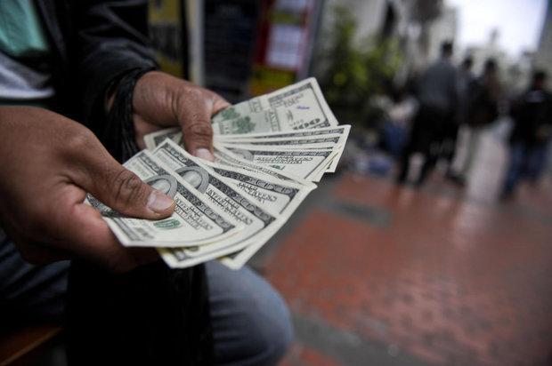 افزایش نرخ دلار مبادله ای