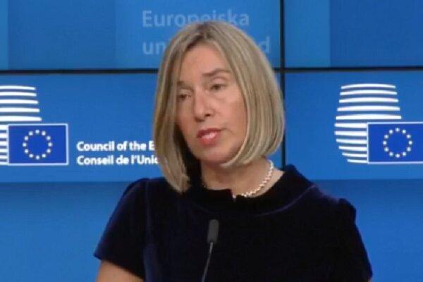 اذعان موگرینی به خشونت گسترده علیه زنان در اروپا