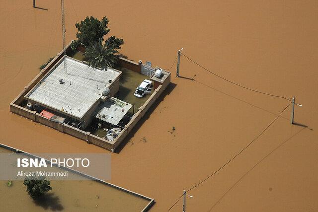 اتمام بازسازی مناطق سیل زده خوزستان تا سرانجام سال