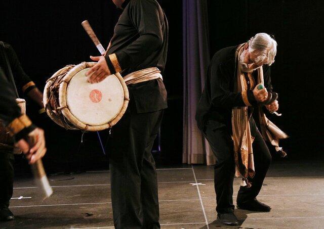 دمام بوشهری در موزه آسیا پاسیفیک لهستان نهاده شد