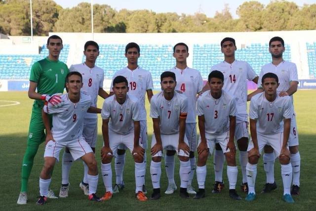 نوجوانان ایران فردا با اندونزی بازی می نمایند