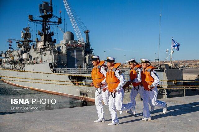 جزئیات دومین روز رزمایش دریایی مشترک ایران، روسیه و چین