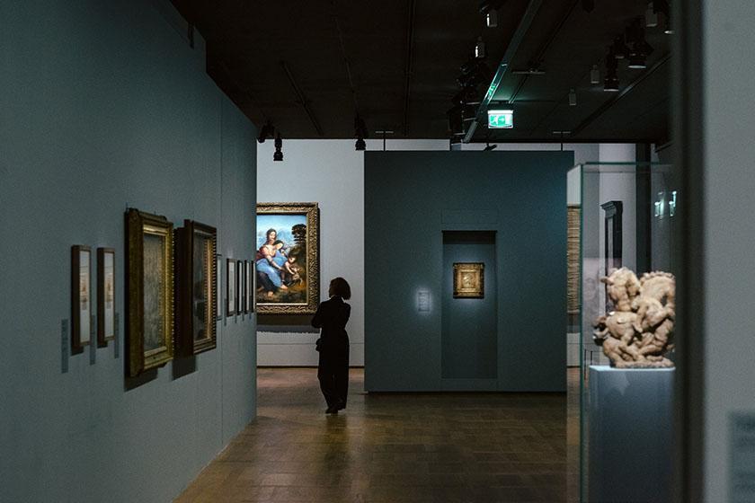 میراث داوینچی در ایتالیا؛ پانصد سال پس از مرگ هنرمند