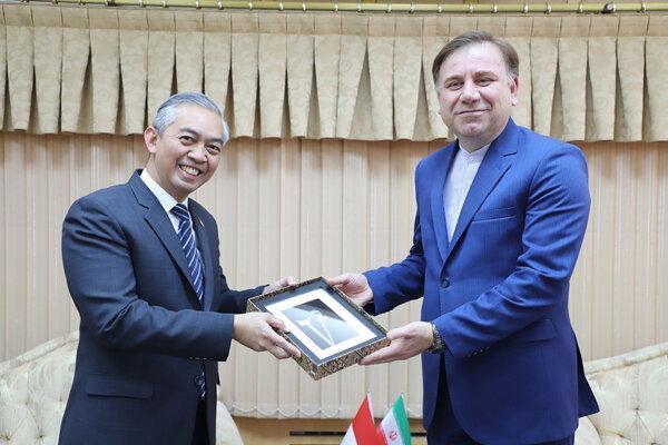 روابط تجاری و فرهنگی گیلان با اندونزی گسترش می یابد