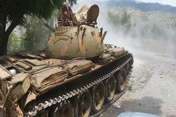 ارتش سوریه بر شهرک استراتژیک لوف مسلط شد
