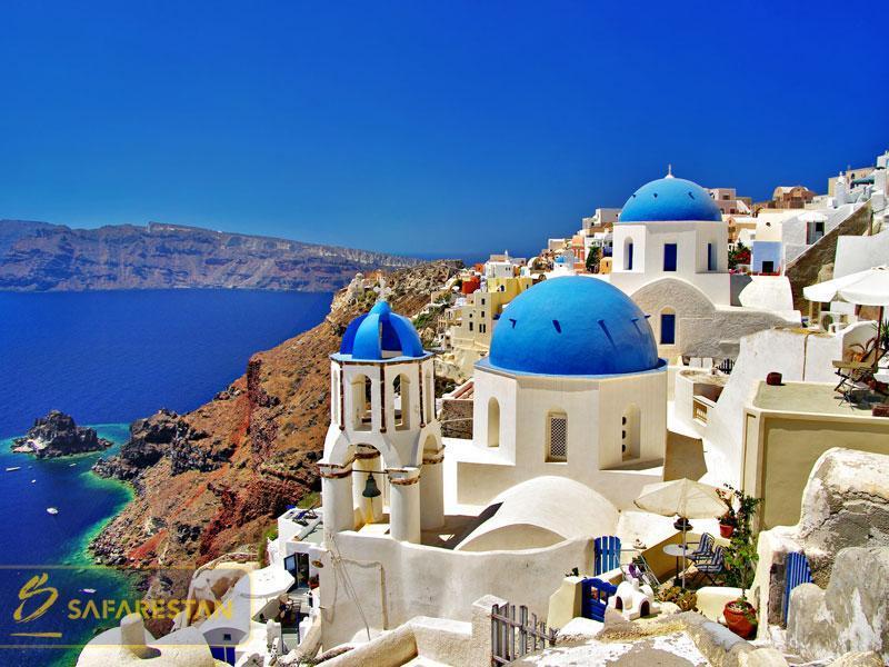 بلیط هواپیما به یونان