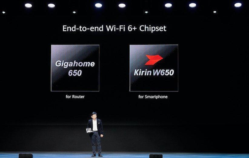 هواوی اولین تراشه Wi-Fi 6
