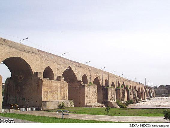 پل قدیم دزفول مرمت و بازسازی می گردد