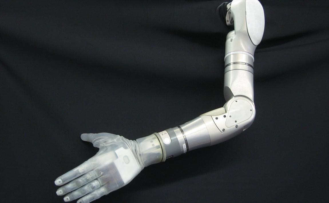 بازوی پروتزی که با افکار شما کنترل می شود
