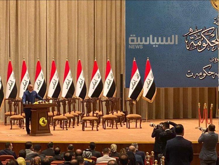 کابینه عراق از مجلس رأی اعتماد گرفت، الکاظمی رسماً نخست وزیر شد