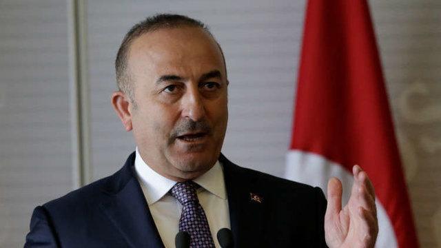 ترکیه: اجاره نمی دهیم آمریکا و روسیه به کردهای سوریه مشروعیت ببخشند