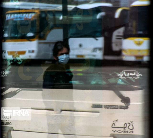 اگر در اتوبوس و تاکسی های بین شهری ماسک ندادند، چه کنیم؟