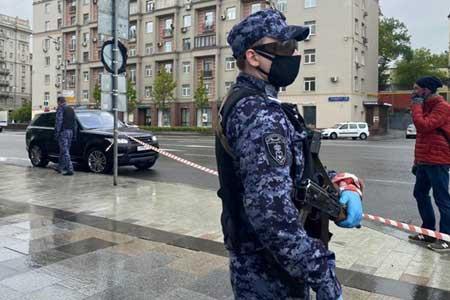 گروگانگیری در مسکو ، گروگانگیر دستگیر شد