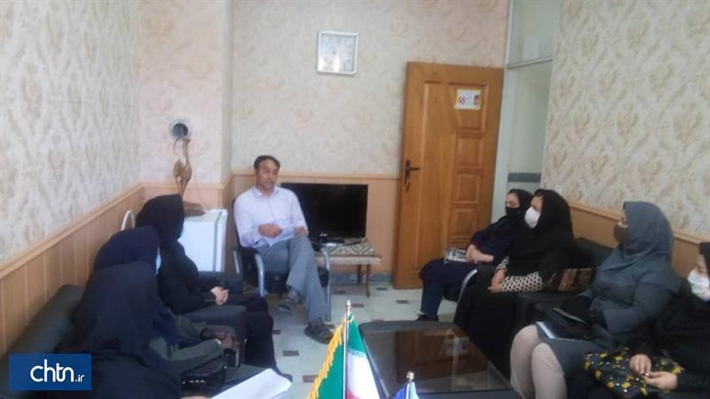 برگزاری کلاس های آموزش صنایع دستی در اردبیل