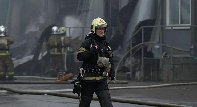 آتش سوزی مرگبار در بیمارستانی در سن پترزبورگ