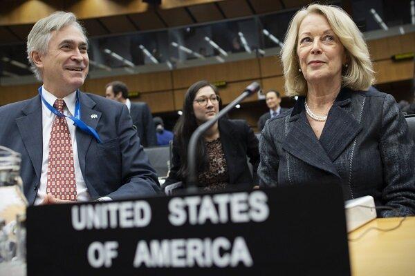 آمریکا از بیانیه سه کشور اروپایی علیه ایران حمایت کرد