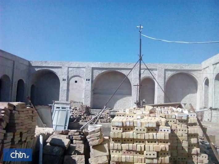 احیای خانه های تاریخی بادرود در نطنز