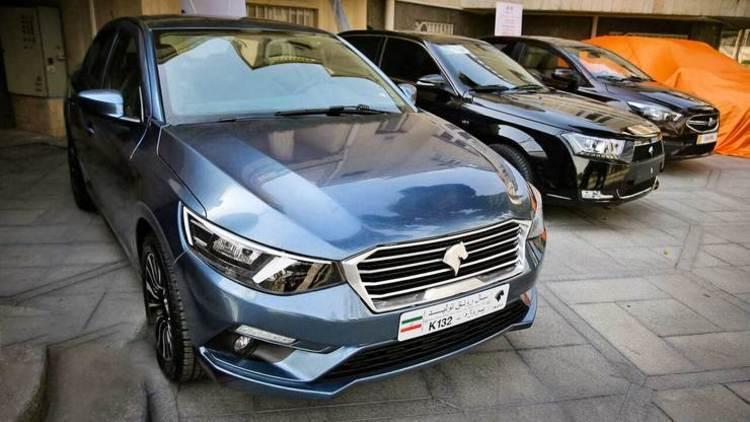 شروع پیش فروش K132 و 8 محصول دیگر ایران خودرو