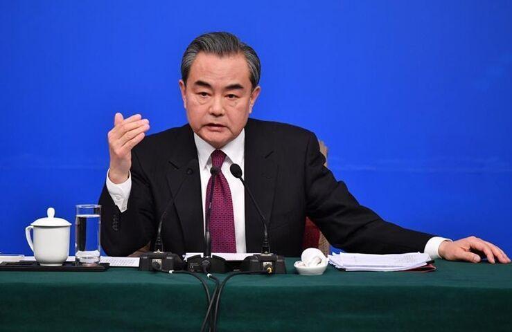 وزیر خارجه چین: آمریکا مسئول تمام مسائل در روابط پکن-واشنگتن است