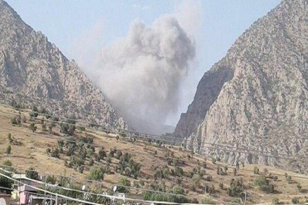 حمله هوایی مجدد ترکیه به منطقه ای در شمال عراق