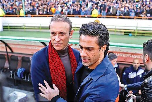 جلسه مهم مسئولان فدراسیون فوتبال با مجیدی و گل محمدی